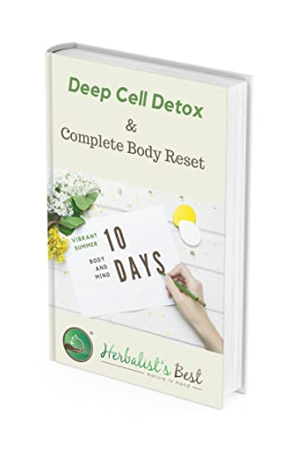 Free eBook - Deep Cell Detox and Complete Body Reset