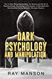 Free eBook - Dark Psychology And Manipulation