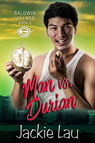 Man vs. Durian