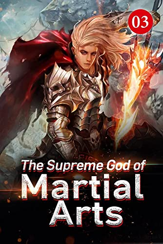 Free eBook - The Supreme God of Martial Arts 3