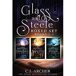 Glass and Steele Boxed Set: Books 1-3