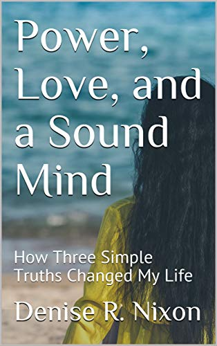 Bargain eBook - Power  Love  and a Sound Mind