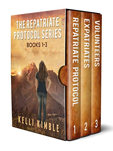 Free eBook - Repatriate Protocol Box Set Books 1   3