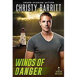Winds of Danger (Lantern Beach Romantic Suspense Book 4)