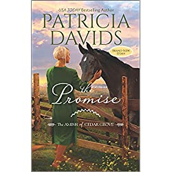 The Promise: A Clean & Wholesome Romance (The Amish of Cedar Grove)