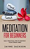 Free eBook - Meditation for Beginners
