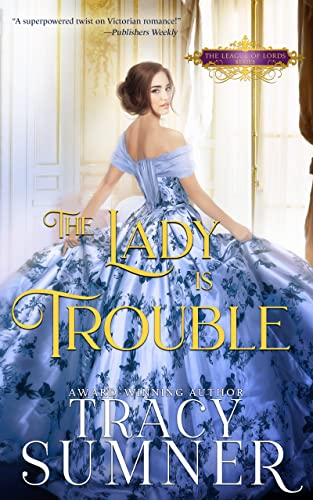 Bargain eBook - The Lady is Trouble