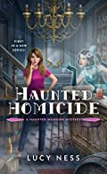 Haunted Homicide by Lucy Ness