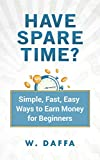 Bargain eBook - Have Spare Time