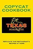 Free eBook - Texas Roadhouse Copycat Cookbook
