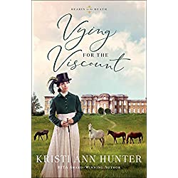 Vying for the Viscount (Hearts on the Heath)