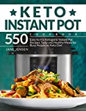 Free eBook - Keto Instant Pot Cookbook