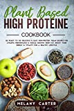 Free eBook - Plant Based High Protein Cookbook