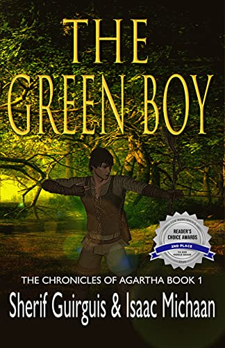 Bargain eBook - The Chronicles of Agartha  The Green boy