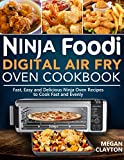 Free eBook - Ninja Foodi Digital Air Fry Oven Cookbook