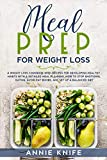 Free eBook - Meal Prep for Weight Loss