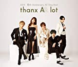 AAA 15th Anniversary All Time Best -thanx AAA lot-(AL4枚組)