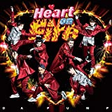 Heart on Fire(CD)