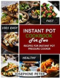 Free eBook - Instant Pot Cookbook for Two