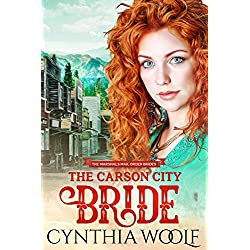 The Carson City Bride: a sweet mail-order bride historical western romance (The Marshals Mail Order Brides Book 1)