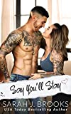 Bargain eBook - Say You ll Stay
