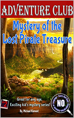 Bargain eBook - Mystery of the Lost Pirate Treasure