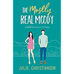 The Mostly Real McCoy: A Sweet Romantic Comedy (Apple Valley Love Stories Book 1)