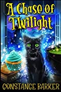 A Chase of Twilight by Constance Barker