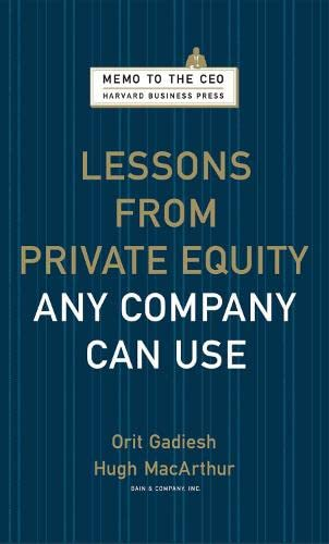 Private Equity Pdf