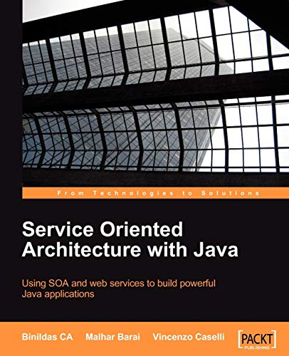 Service Oriented Architecture Thomas Erl Ebook